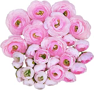Best pink silk flowers Reviews