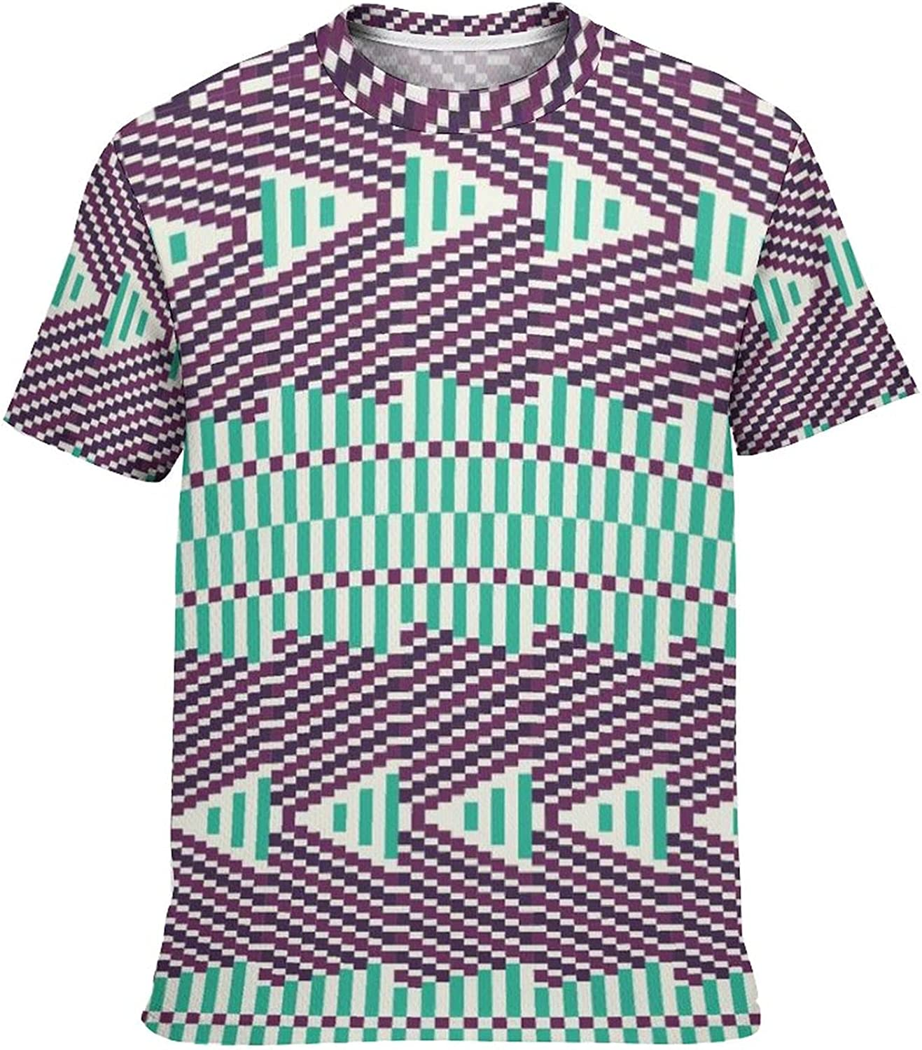 Short Sleeve Beautiful National Patterns 2 T-Shirts for Children