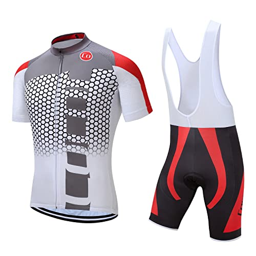 Coconut Ropamo Pro Team Summer Men s Cycling Jersey Set Bib Shorts with 3D  Padded Cycling Kits 218cb20ca