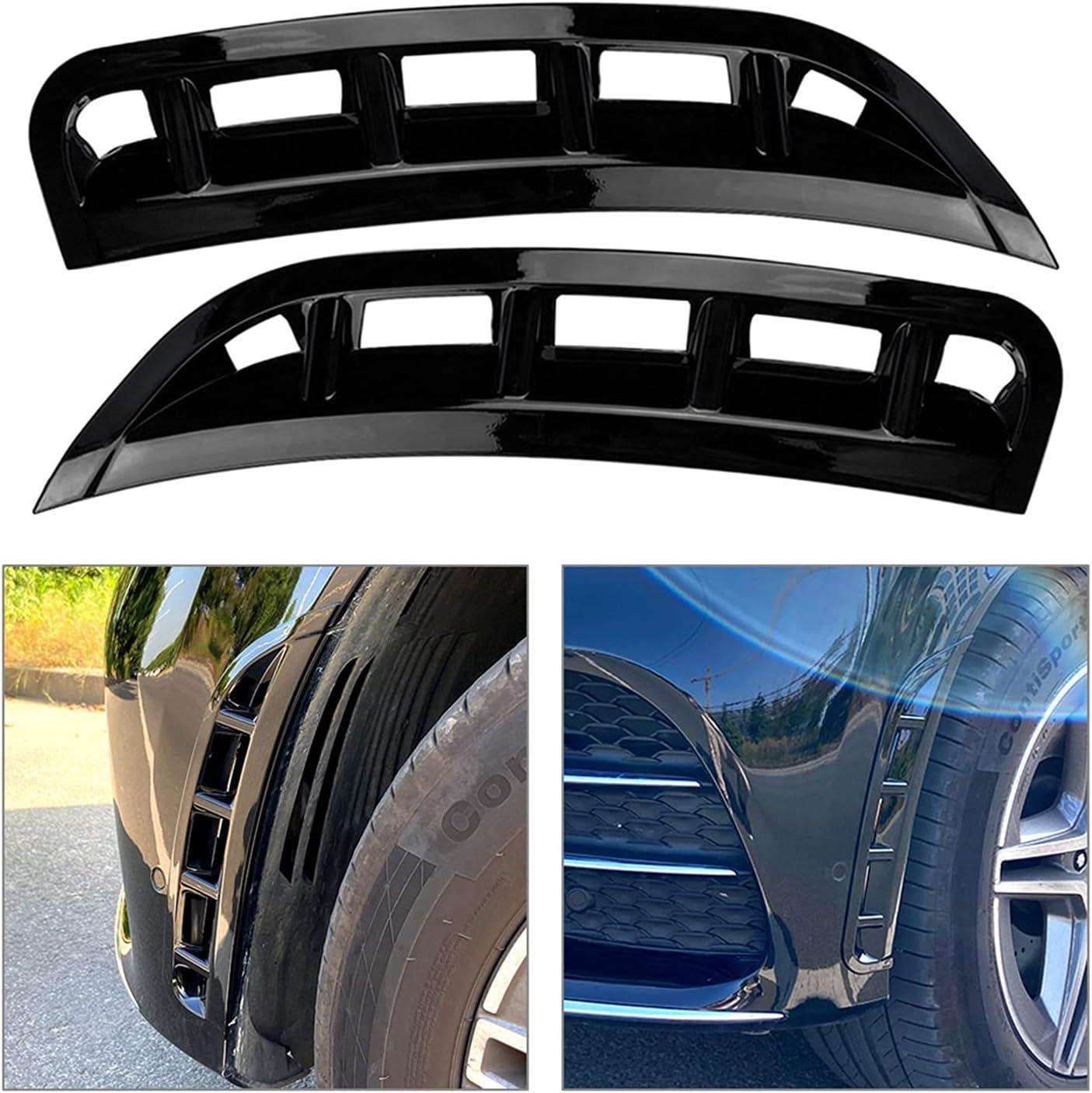ZHIGUANG YUGUANGZHI It is very popular Car Max 59% OFF Front Wheel Vent Deco Fender Hood Bumper