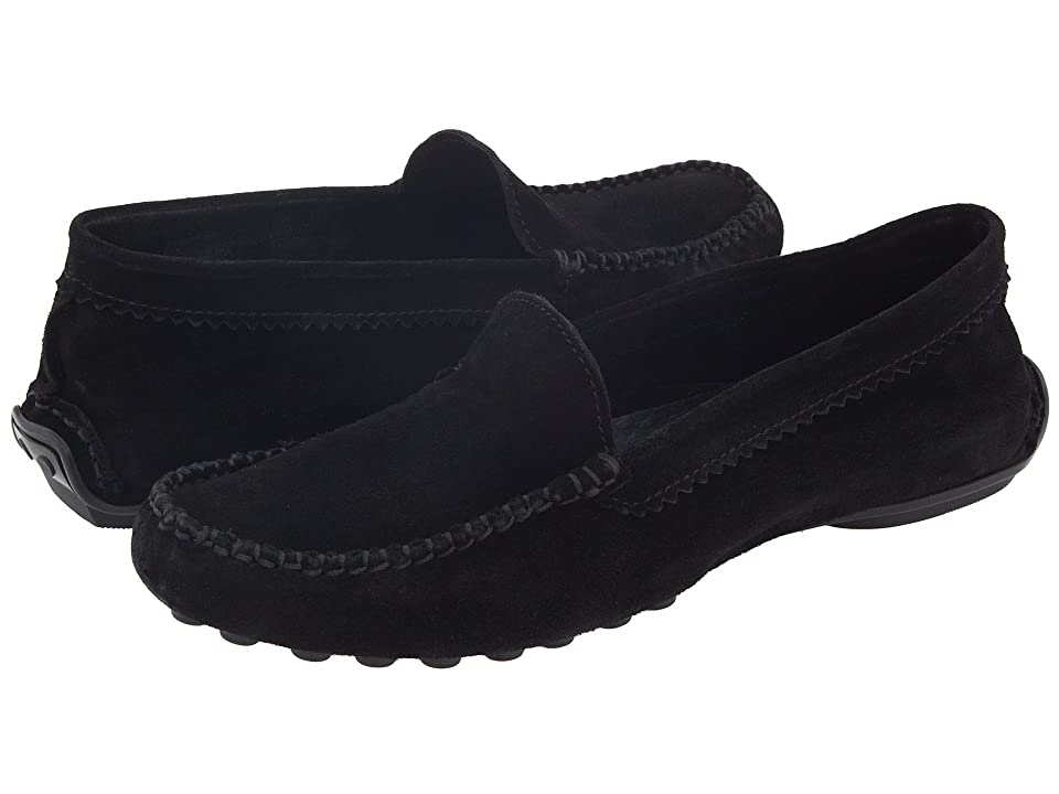 French Sole Stella (Black Suede) Women