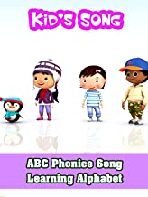 ABC Phonics Song Learning Alphabet - Kid's Song