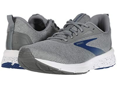 Brooks Anthem 3 (Grey/Alloy/Blue) Men