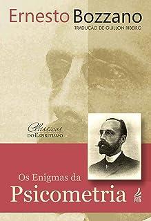 Os enigmas da psicometria (Portuguese Edition)