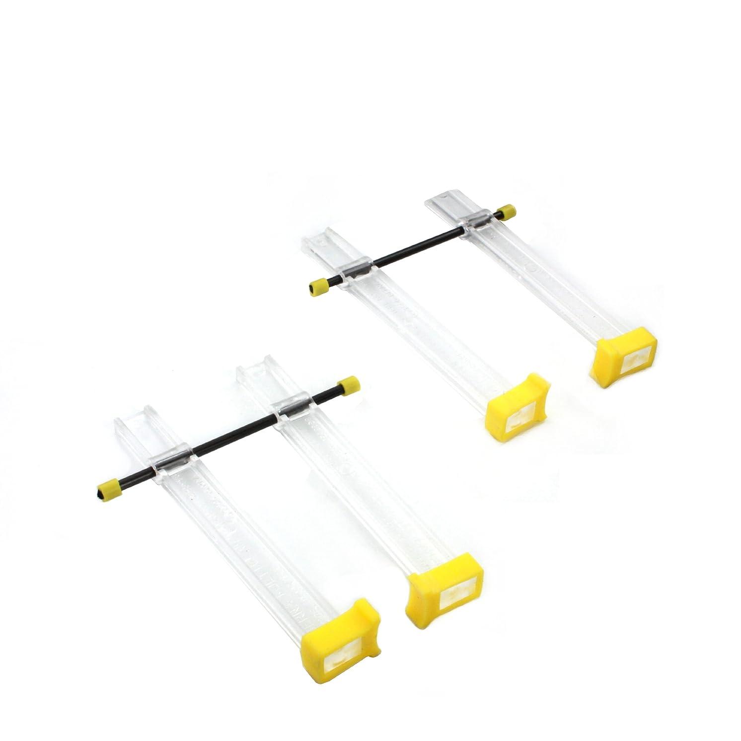 2x 80mm Berna Multiclamps Clamp Holder Vice Professional Craft Diy Tool