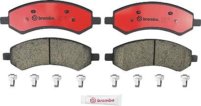 Brembo P18013N Front Disc Brake Pad
