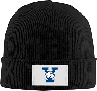 9df05edc96e Amone Yale Y Logo University Winter Knitting Wool Warm Hat Black