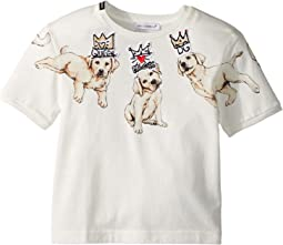 Dolce & Gabbana Kids - Dog T-Shirt (Toddler/Little Kids)