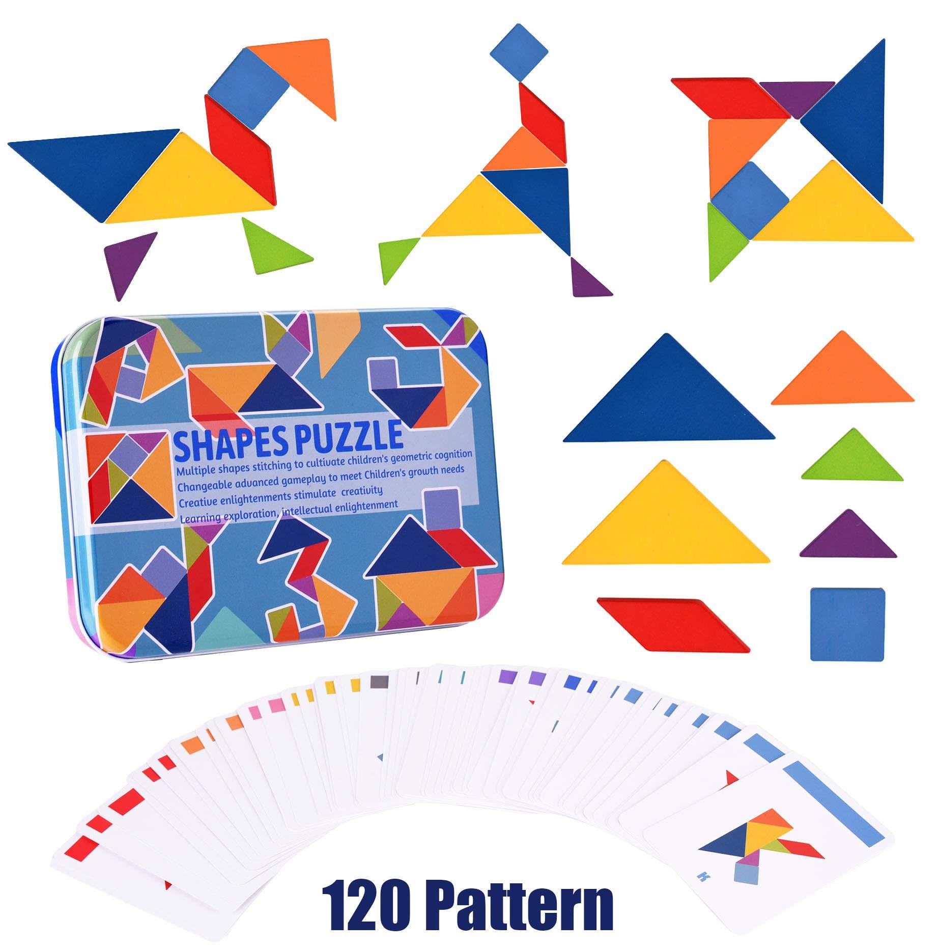 Patterns Alphabet Educational Colorful Challenge