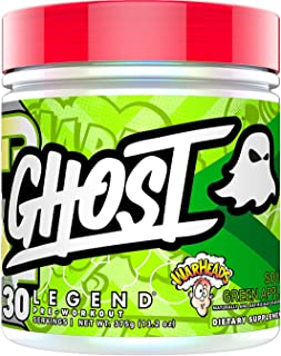Ghost Legend Pre Workout 30 Serves (Sour Green Apple)