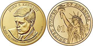 2015 P, D 2 Coin - John F. Kennedy Presidential Uncirculated