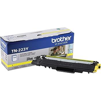 2-Pack Yellow Compatible DR223CL DR-223CL Drum Unit DR223 TN223 TN223Y Used for Brother HL-L3210CW L3230CDW L3270CDW L3290CDW MFC-L3710CW L3750CDW L3770CDW Printer Toner Cartridge 1Drum+1Toner
