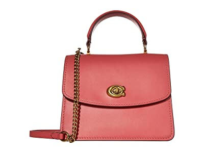 COACH Parker Top-Handle (B4/Orchid) Handbags