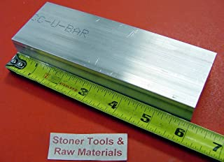 "6061 1.25/"" x 24/"" Aluminum Hex Bar"