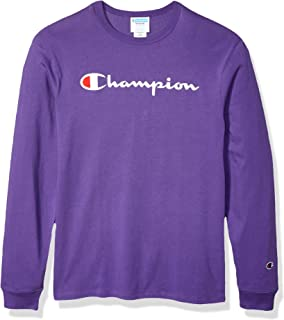 236aef0f987a Champion LIFE Men's Heritage Long Sleeve Tee