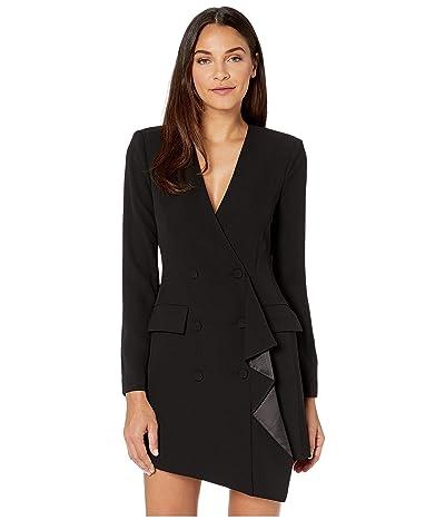 BCBGMAXAZRIA Blazer Dress (Black) Women