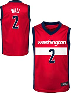 NBA Toddler Team Color Player Name & Number Replica Road Jersey