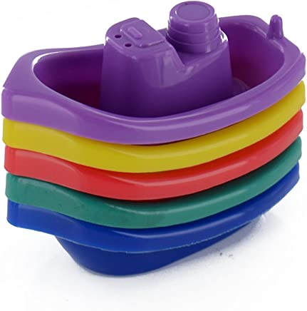 New Kids Childrens Baby Bathtime Boats Floating Water Tub Toys Fun Play Shopmonk
