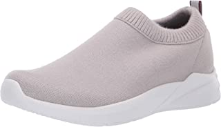 Skechers BOBS Women's Bobs Aria-Bobby sox fit Knit w Memory Foam Sneaker