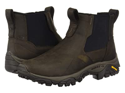 Merrell Moab Adventure Chelsea Polar Waterproof (Brown) Men