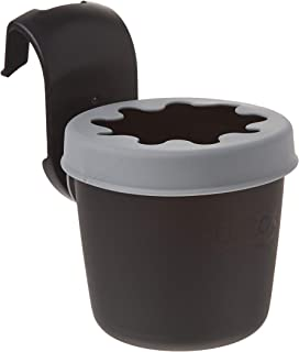 Britax Child Cup Holder for ClickTight Convertible Car Seats - Dishwasher Safe, Black