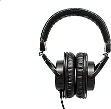 CAD Audio Studio Headphones, Black (AMS-MH210)