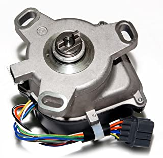 Brand New Compatible Ignition Distributor w/ Cap & Rotor TD-74U TD74U for 6082903 TC08A Hollander 606-58920 30100-P6T-T01 30100P6TT01