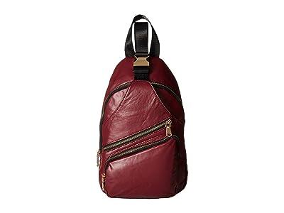Sol and Selene On The Go (Burgundy) Handbags