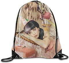 XiaoGui Melanie Martinez Drawstring Backpack Sack Bag