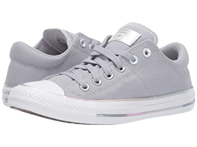 Converse Chuck Taylor All Star Madison Iridescent Ox (Wolf Grey/Silver/White) Women