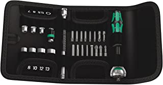Wera Tools 26Pc Zyklop Ratchet ¼