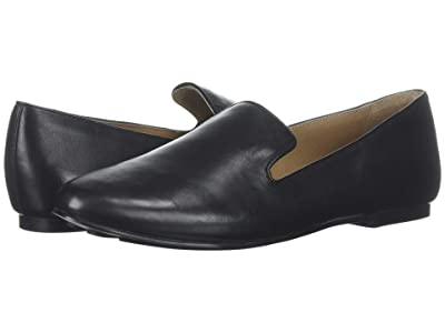 Gentle Souls by Kenneth Cole Eugene (Black Leather) Women