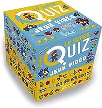 Livres Le super quiz Jeux vidéo PDF