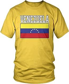 Men's Venezuelan Flag, Home Love Flag of Venezuela T-Shirt