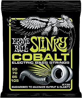 Ernie Ball Cobalt Regular Slinky Bass Set, .050 - .105