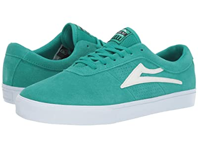 Lakai Sheffield (Teal Suede) Men