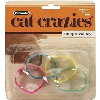 Doskocil PETMATE 26317 Cat Crazies Cat Toy