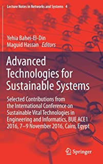 Advanced Technologies for Sustainable Systems: Selected Contributions from the International Conference on Sustainable Vit...