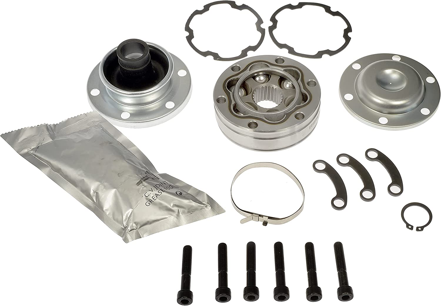 Seasonal At the price Wrap Introduction Dorman 932-303 Front Drive Shaft CV Dodge Select Jee Joint for