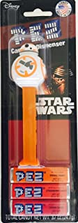 PEZ BB-8 Droid Hard To Find PEZ Dispenser with 3 Candy Packs (Assorted Flavors)
