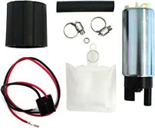 CUSTOM Genuine 255LPH High Flow Electric Intank Fuel Pump With Installation Kit CSTP-342.