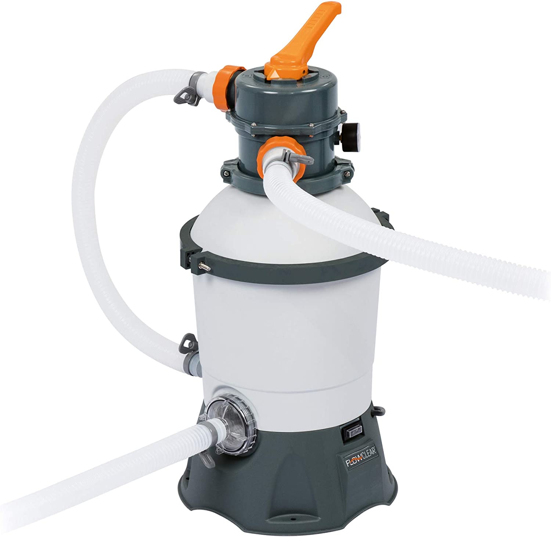 Sellnet Bestway Flowclear 58515 - Filtro de arena (3,028 l/h, bomba de filtro de arena)