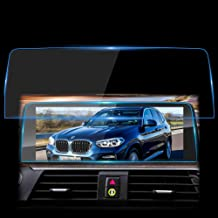 WINKA Car Navigation Screen Protector Compatible for 2018 BMW X3 G01 X4 G02 9H Tempered Glass Center Touch Screen Protector Anti Scratch High Clarity 1PCS