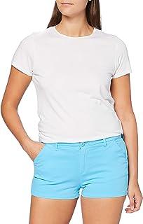 Superdry Chino Hot Short Pantalones Cortos para Mujer