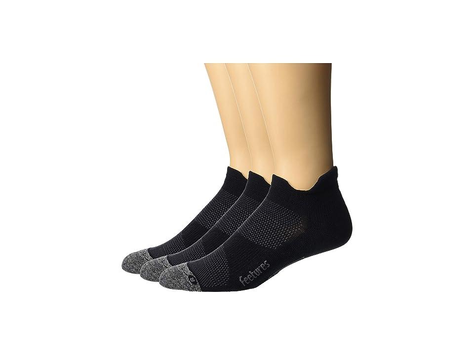 Feetures - Feetures Elite Light Cushion No Show Tab 3-Pair Pack