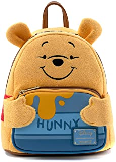Loungefly Damen Winnie The Pooh Hunny Tummy Rucksack, Multi, Einheitsgröße