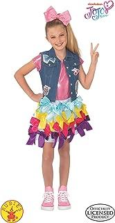 Rubie's Costume Co Girls JoJo Siwa Bow Dress Costume