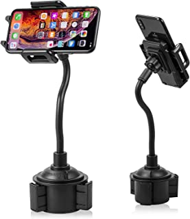 Google Pixel LG Linkstyle Air Vent Phone Holder for Car Universal Car Phone Mount Cradle 4-Level Adjustable Phone Holder Compatible with iPhone 11 Pro XS XR X 8 Samsung Galaxy S9 S8 S7 Note9