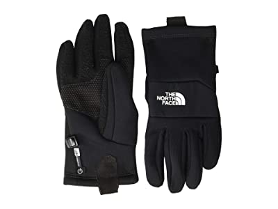 The North Face Kids Sierra Etiptm Gloves (Little Kids/Big Kids) (TNF Black) Ski Gloves