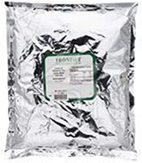 Slippery Elm Bark, Powder, Wild Crafted Frontier Natural Products 1 lbs Bulk